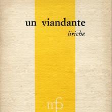 Il primo volume edito nel 1966